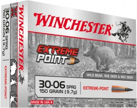 270WSM EXTREM POINT 130GR