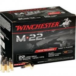 22LR M22 TARGET 40GR