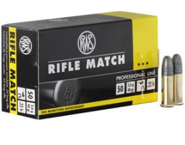 22LR RIFLE MATCH