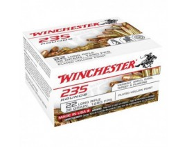 22LR 235 SUPER X COPPER PLATED 36GR