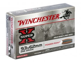 9.3X62 POWER POINT 286GR
