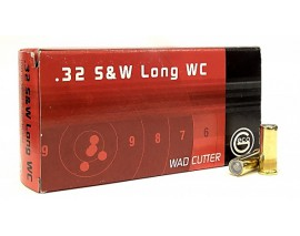 *B* 32S&W LONG WADCUTTER 6.5G