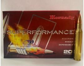 BOITE DE 20 CARTOUCHES 25-06REM 117GR SUPERFORMANCE SST