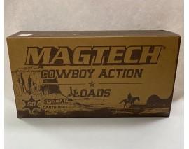 50 CARTOUCHES MAGTECH COWBOY 250GR CALIBRE 45LC