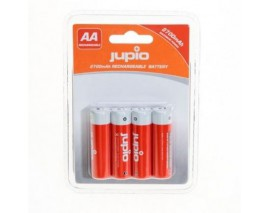 PILES AA X4 RECHARGEABES