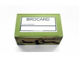 BROCARD CAL.16 PLOMB 1NI