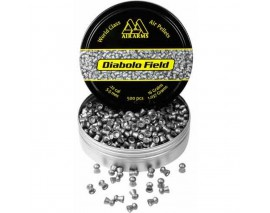 500 PLOMBS DIABOLO FIELD 5.5