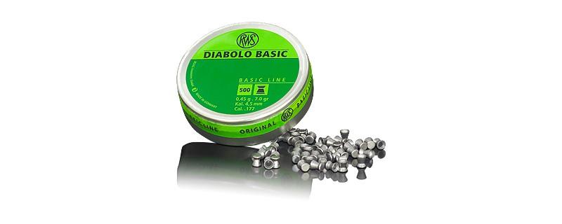 DIABOLO BASIC 4.5mm