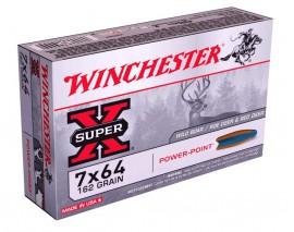 7x64 POWER POINT 162gr