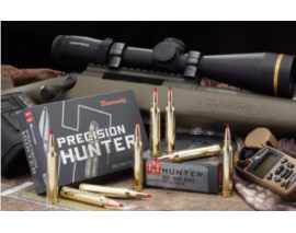 20 CARTOUCHES 308WIN 178GR ELD-X PRECISION HUNTER HORNADY