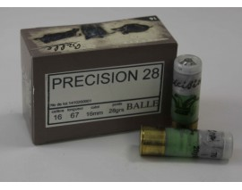 PRECISION 28 CAL.16