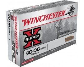 20 CARTOUCHES WINCHESTER 147GRS CAL 30-06